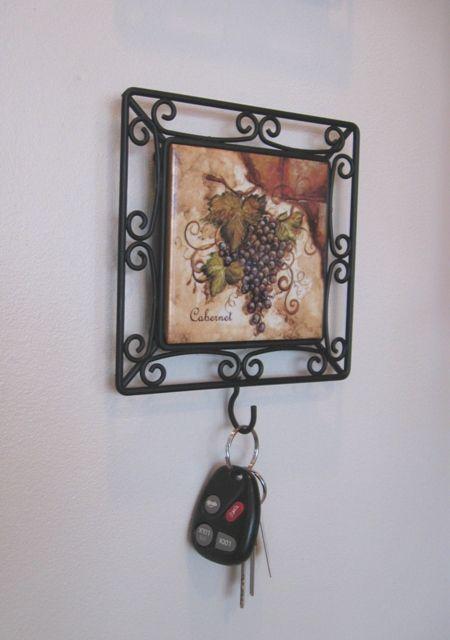 My wall key holder
