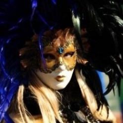 Venice Carnival Costume Parade