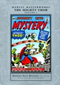 The Mighty Thor Debuts: Highlights of His First Marvel Masterworks Collection