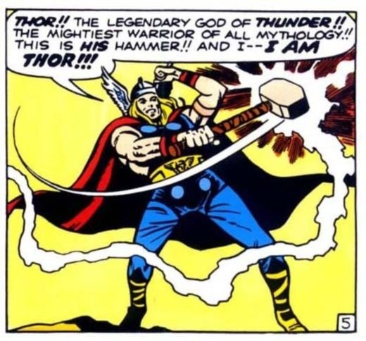 Thor Journey into Mystery No. 83
