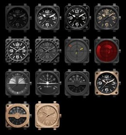 Bell and Ross Aviation Collection