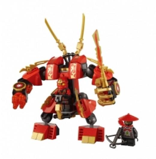 LEGO Ninjago Kais Fire Mech
