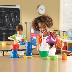 Kids Mix and Measure Chemistry Set