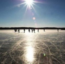 In Praise of Pond Hockey