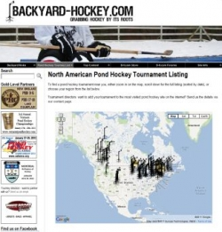 North American Pond Hockey Tournament listing - Backyard-Hockey.com