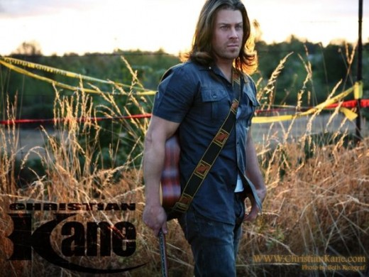Official Christian Kane photo