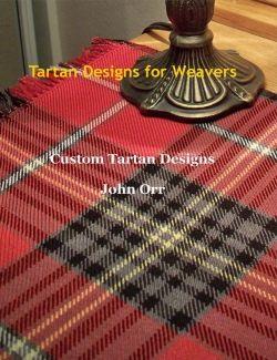 'Tartan Designs for Weavers'