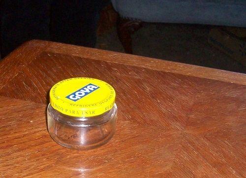 Empty Jar for Valentine