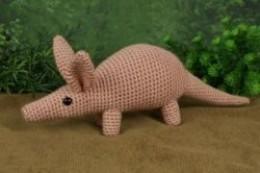 Amigurumi Aardvark Crochet Pattern