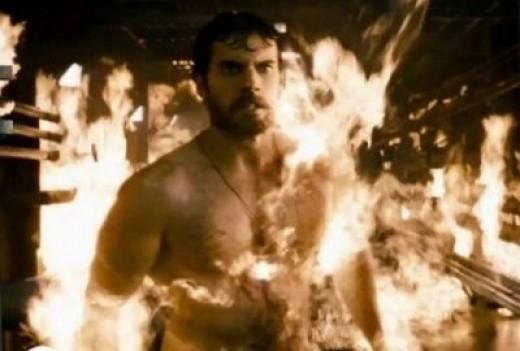 Man of Steel teaser pic