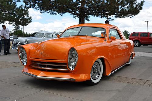 Custom car in Reno