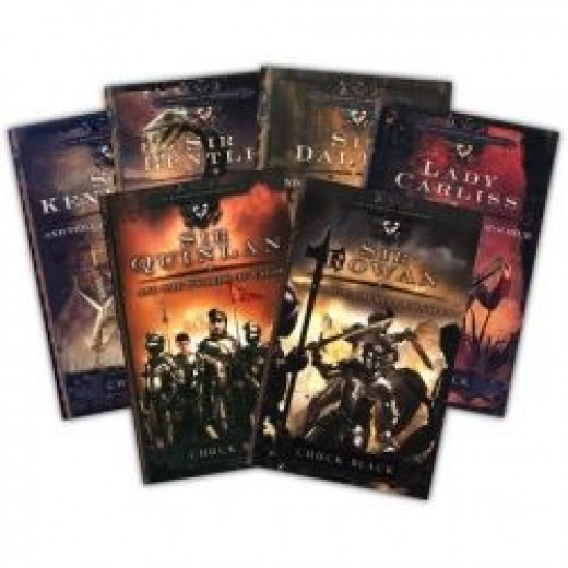 The Knights of Arrethtrae Series