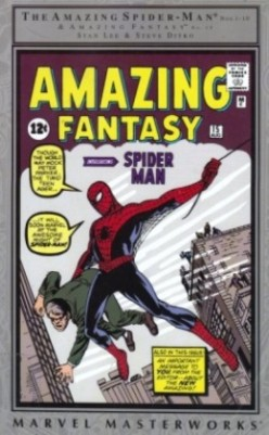 The Amazing Spider-Man Debuts! A Marvel Masterworks Comic Book Review