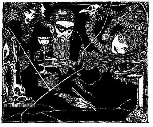illustration from Faust