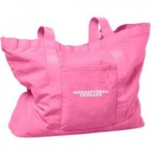 OT embroidered bag