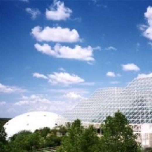 Biosphere II in Oracle, Arizona