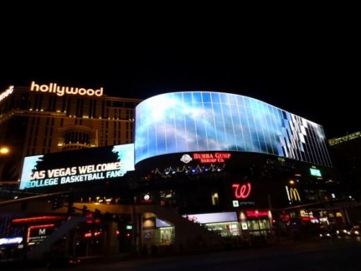 World's Largest Digital Display