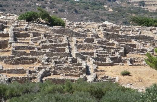 More ancient ruins.