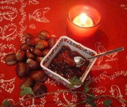 A festive, Christmassy chutney