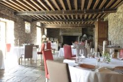 Domaine des Etangs' restaurant for your wedding reception and wedding breakfast