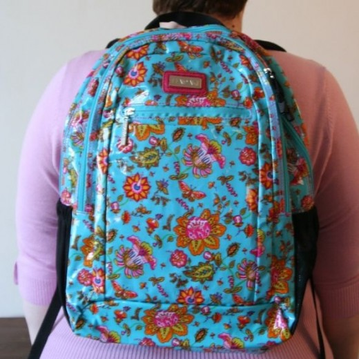 Laptop Backpack from Hadaki at Rainebrooke.com