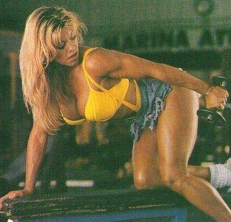 Marla Duncan workout
