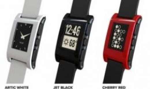 Pebble Android Watch Collection