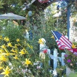 Create a Patriotic Garden Space