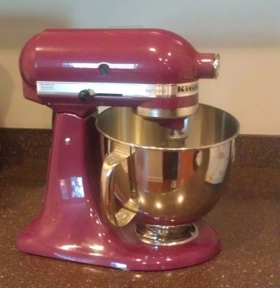 The KitchenAid mixer that started it all.