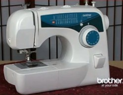 Great beginner sewing machine, Brother XL2600i