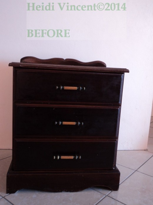 BEFORE picture of drawer chest-FreshStart7