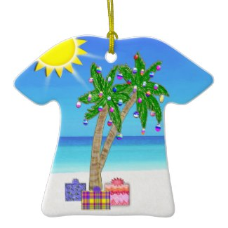 CLICK HERE Beach Christmas Gifts Category Image to View these Tropical Ornaments