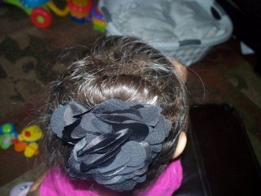 Are you looking for a new hair style? This hairdo is super cute on big girls to!
