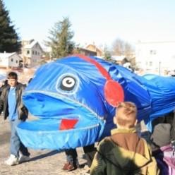 Cordova, Alaska Ice Worm Festival