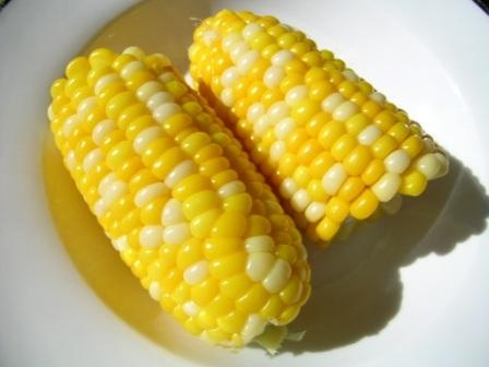 Remove the husks, and your grilled corn on the cob is ready to enjoy!