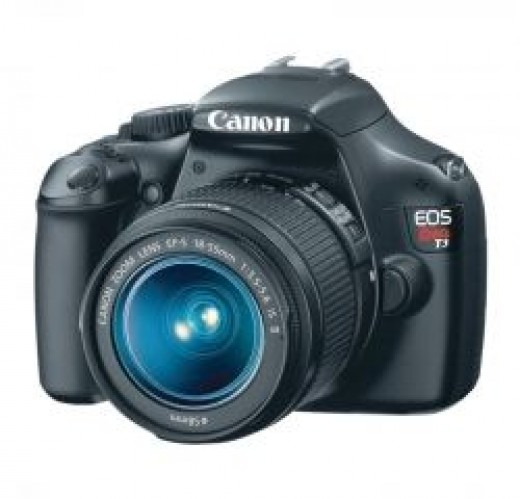 Canon Rebel T3 (1100D)