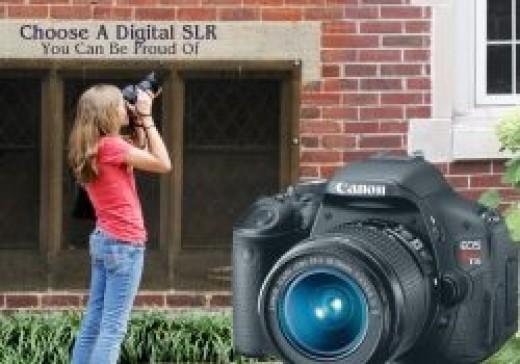 Top 5 Digital SLR Cameras