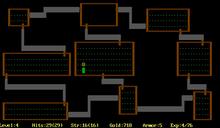 Rogue screenshot