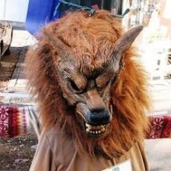 Werewolf and Wolf Man Costumes