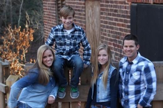 Family photos with Canon Rebel