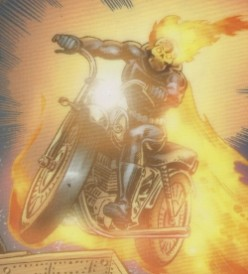 The Ghost Rider Debuts! A Marvel Comic Book Review
