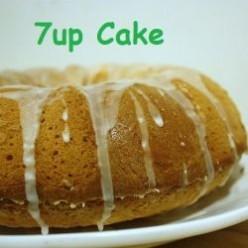 7-up Cake Recipes