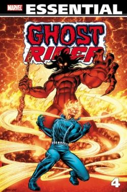Essential Ghost Rider Vol. 4