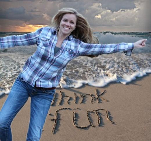 Fun Beach Photography