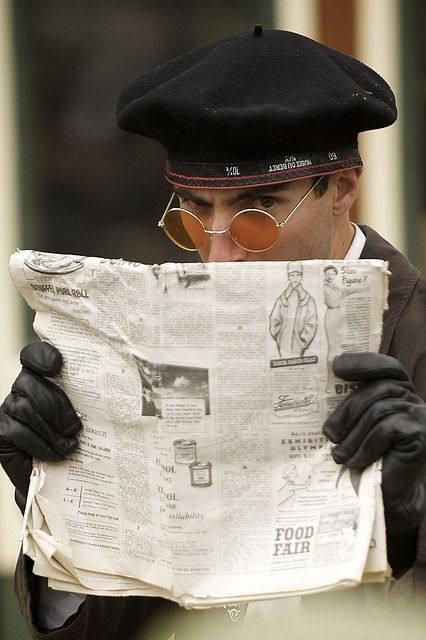 Secret Agent by Tim Simpson from Flickr