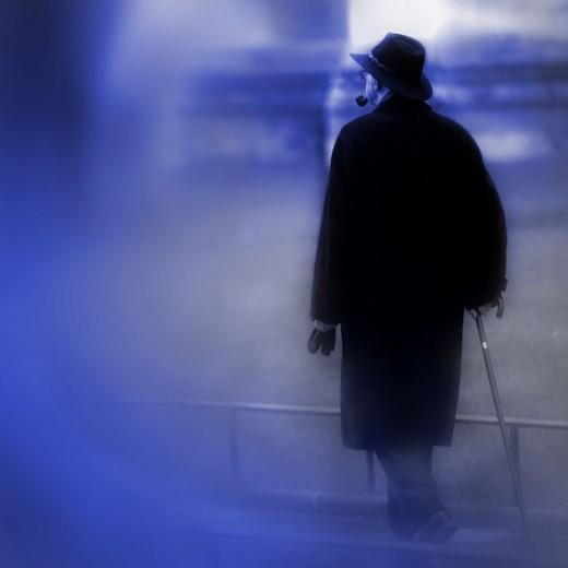 Secret Agent by John Goode from Flickr