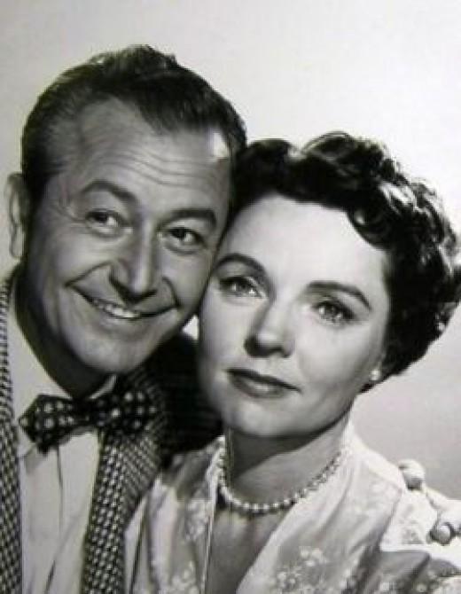 Jim and Margaret Anderson - Public Domain Photo
