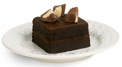 American Brownie Company As Seen On The Food Network.Look them up in Google and order some brownies.