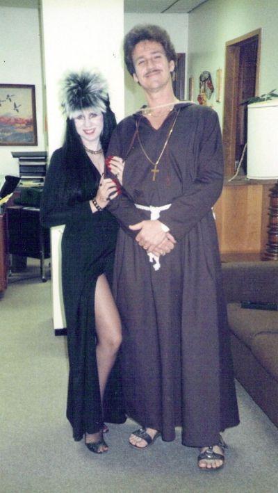 Elvira & Free Spirited Friar