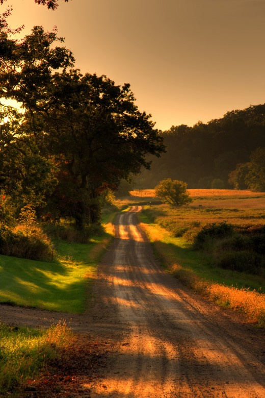take me home, country roads...